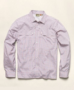 Chemise Pescador Liberty Red Howler Bros - Le Mouching Shop