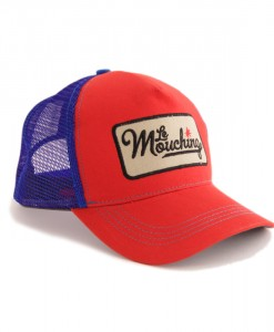 Red & Blue cap