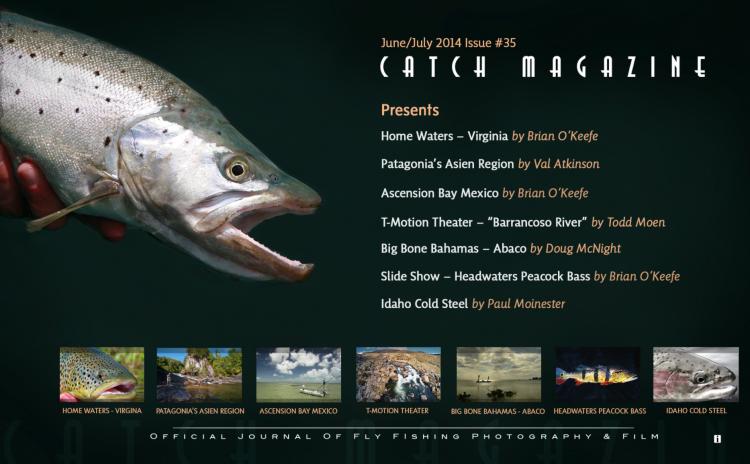 Catch Mag #35