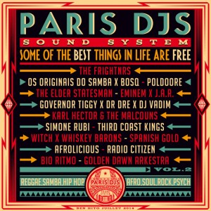 Paris DJs Soundsystem Some Of The Best Things In Life Are Free Vol 2