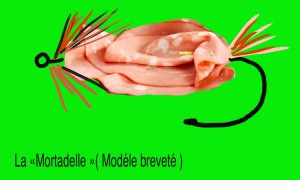 Le Mouching, fly fishing, mortadelle.