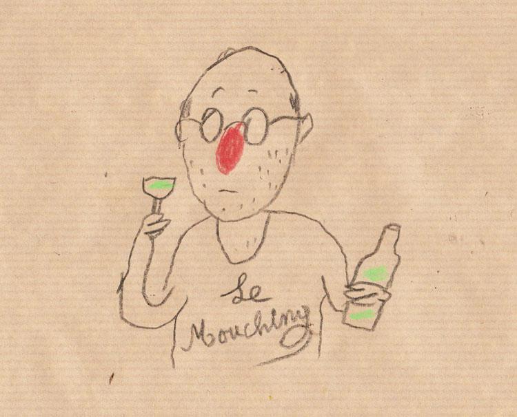 Le mouching, fly fishing, margarita