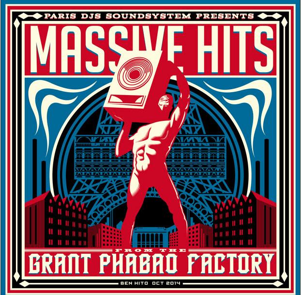 Paris DJ Grant Phabao Massive Hits