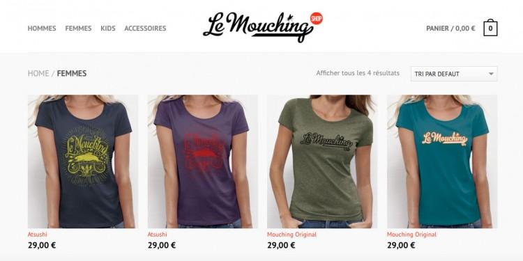 Women's Mouchign shirts