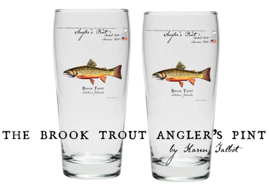 Pinte-Brook-trout