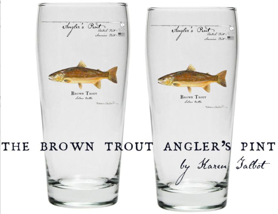 Pinte-brown-trout