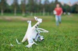 crashed-drone