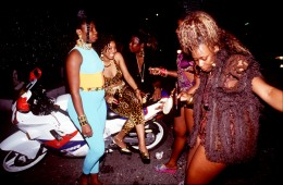 Dancehall Girls Kingston Jamaica