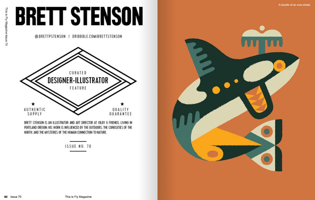 brett Stenson