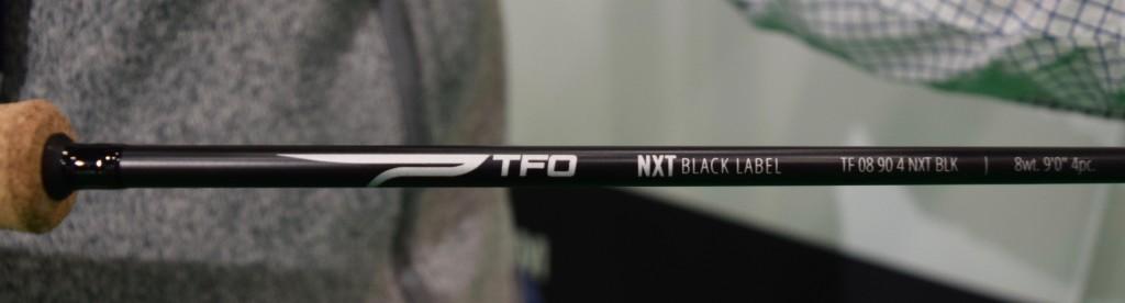TFO 2 NXT Closeup