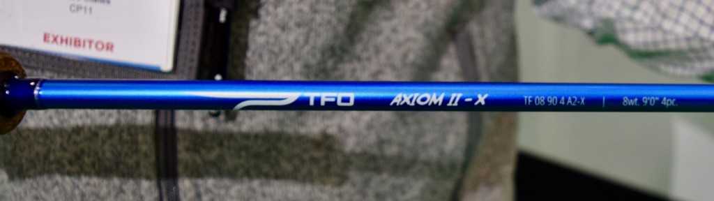 TFO 4 Axiom X Closeup