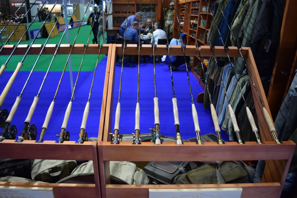 Traper 3 Rod Lineup