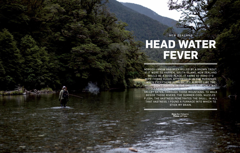 head water