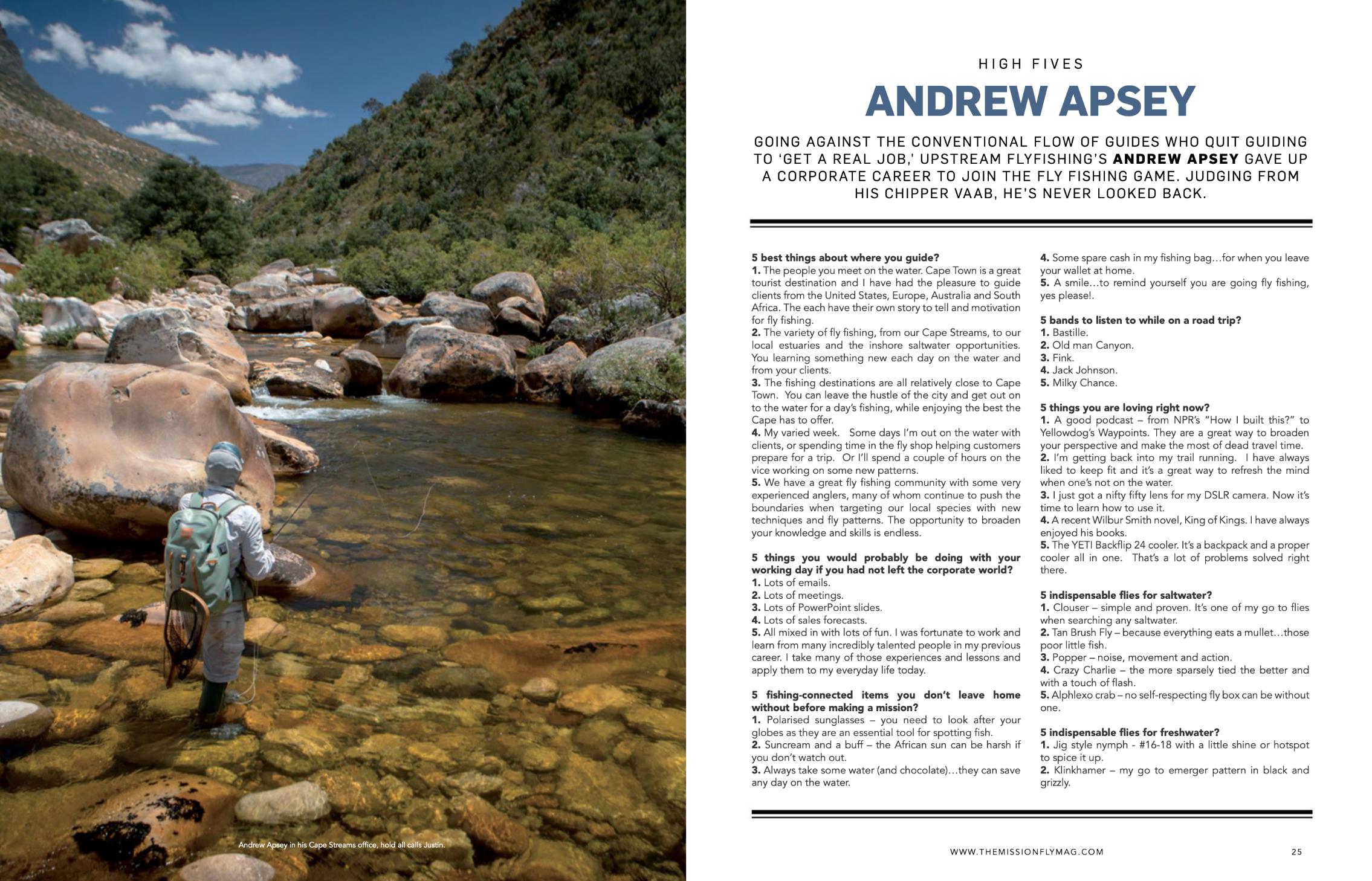 Andrew ASpey